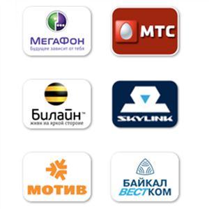Операторы сотовой связи Тонкино