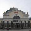 Железнодорожные вокзалы в Тонкино