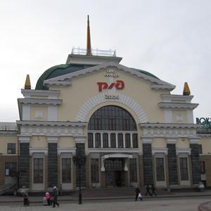 Железнодорожные вокзалы Тонкино